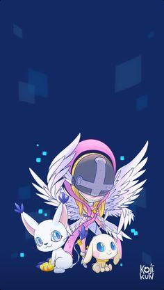 All Anime, Anime Chibi, Manga Anime, Gatomon, Character Art, Character Design, Digimon Adventure 02, Pokemon, Digimon Tamers