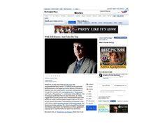New York Times web banner
