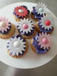 Bosbessen koekkies #tinkies #taarten #gebak