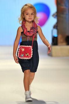 kids runway fashions