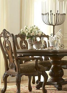Dining Room, Villa Clare | Havertys Furniture U003d Elegant