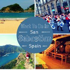 San Sebastian, País Basco, España.