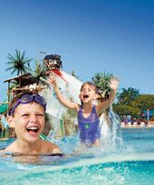 Family Travel - Holidays with Kids Fun things to see and Do: Wet 'n' Wild, Gold Coast Queensland Australia