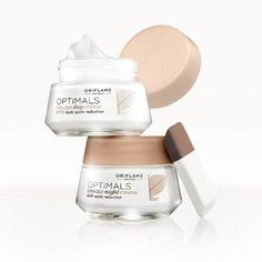 Do you want to say goodbye to your dark spots for an even skin tone? www.oriflame.com/optimals