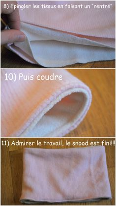 tuto snood bébé enfant (8) Couture Sewing, New Years Eve Party, Diy Crafts To Sell, Sewing Projects, Sewing Ideas, Things To Sell, Mad Hatter, Philip Treacy, Head Bands