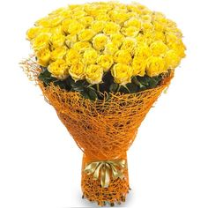 Артикул: 035-253                       Расскажите о нас друзьям: Состав букета: 101 роза желтого цвета, оформление Размер: Высота букета 60 см Роза: Выращенная в Украине http://rose.org.ua/bukety-iz-roz/1486-avinjon.html #букеты #букетроз #доставкацветов #RoseLife #flowers #SendFlowers #купитьрозы #заказатьрозы #розыпоштучно #доставкацветовкиев #доставкацветовукраина #срочнаядоставка #заказатьрозыкиев