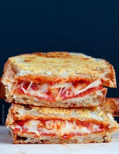 You have to try this creative spin on your grilled cheese!