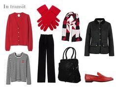 Black and Red-The Vivienne Filess