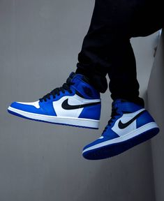 Release Date : March 24, 2018 Air Jordan 1 « Game Royal » Credit : Shiekh