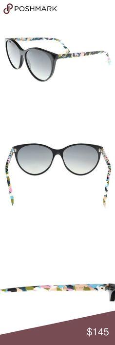 0b61e75bc8fe Fendi FF0170 S 0TTY Black Multi Cat Eye Sunglasses FENDI sunglasses are  designed with Italian