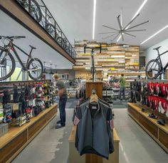 SCOTTSDALE, AZ (BRAIN) — Phoenix area cycling boutique Bicycle Haüs has opened in its new location in Scottsdale. The 6,700-square-foot building is more than twice the size of the shop's previous location, and was designed by award-winning Arizona architect Jack DeBartolo III.