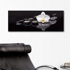 Platin Art Glass Wall Decor Art Beauty in Silence 32 by 12Inch *** Be sure to check out this awesome product.