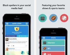 Stop Social Media Spoilers With The Spoiler Shield! http://techmash.co.uk/2013/10/22/stop-social-media-spoilers-with-the-spoiler-shield/