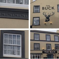 Bespoke stone cast architraves and ornate friezes supplied and fitted at The Buck Inn Driffield. Architrave, Bespoke, Architecture Design, Garage Doors, Stone, Outdoor Decor, Home Decor, Taylormade, Architecture Layout