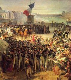 La Revolución Francesa  Historia resumida