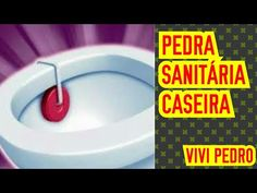 PEDRA SANITÁRIA CASEIRA NÃO DISSOLVE FÁCIL - IGUAL DO MERCADO - YouTube Apartment Balcony Decorating, Diy, Youtube, Pasta, Homemade Dishwashing Detergent, Homemade Cleaning Supplies, Decorated Flip Flops, School Supplies, Soaps