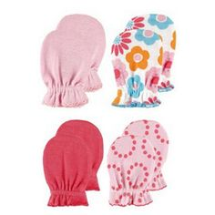 Aliexpress.com : Buy 4pcs/lot USA Luvable Freinds Baby Mittens ...