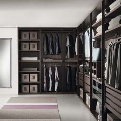 At Beautiful Bedrooms we provide high quality truly Bespoke Fitted Bedrooms services like Fitted Wardrobes, Loft wardrobes and Fitted Bedrooms London. Modern Closet, Modern Wardrobe, Wardrobe Design, Walk In Wardrobe, Walk In Closet, Bedroom Wardrobe, Room Closet, Closet Space, Bedroom Loft