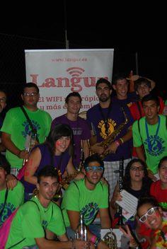 Wifi gratis en las fiestas de Benicarló. www.langur.es