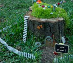 Magical Fairy Garden Ideas (50)