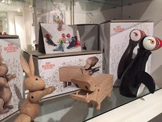 Some of our extensive range of Kay Bojesen wooden figurines available in our store: www.blomsterdesigns.co.uk