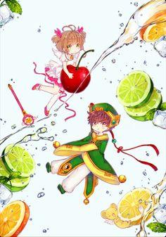 Cereza y limón