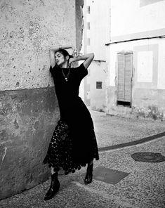Amanda Wellsh Models Spanish Style for PORTER by Yelena Yemchuk