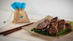 Korean Beef Short Ribs (Galbi) Recipe - Korean Series video 2