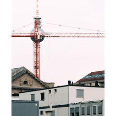 So many #shybuildings in #Berlin. by berlinstagram