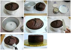 Cake decorating: Easy way to level your cake