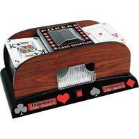 Wooden Poker Card Shuffler