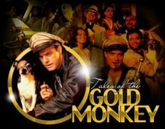 Tales of the Gold Monkey-Jake Cutter is a pilot and adventurer in Boragora, the port in the Marivella Islands in 1938. He flies his Grumman Goose amphibian on inter-island flights and finds adventure every week.--I REALLY LOVED THIS SHOW!