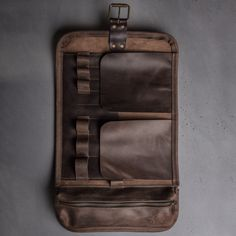 Do you prepared for road adventures ? Tool Roll by Kruk Garage