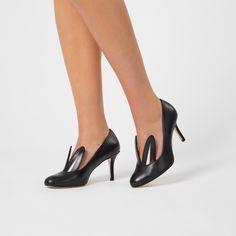 DREW - MINNA PARIKKA Minna Parikka Heels, Black, Fashion, Heel, Moda, Black People, Fashion Styles, High Heel, Fashion Illustrations