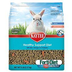 NDB Kaytee Forti-Diet Pro Health Food for Juvenile Rabbits $ Check more at https://netherlanddwarfbunny.com/p/kaytee-forti-diet-pro-health-food-for-juvenile-rabbits/ #dwarf #dwarfbunny #netherlanddwarf #netherlanddwarfbunny #bunny #bunnycare