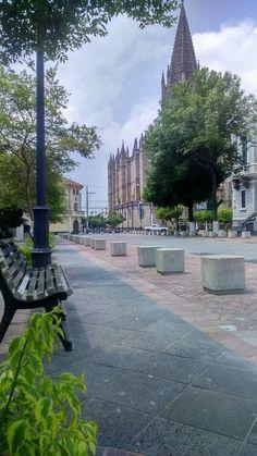 Sidewalk, Guadalajara, Side Walkway, Walkway, Walkways, Pavement