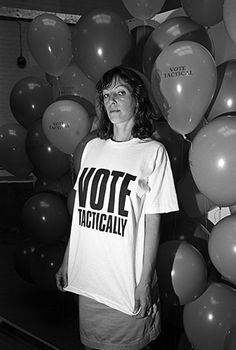 Ethical Designer Katharine Hamnett: 'In Fashion, It's Easy to Get Rich and Famous by Being a Bad Person'