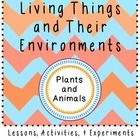 This life science unit contains 28 fun-filled pages with lessons, activities, and experiments exploring: *Every living thing has a specific environ...