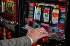 Cha-Ching! Although we no longer rent slots due to gaming laws, we do offer them for a decor element at your next event.