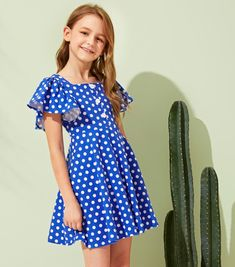 Teen Girl Outfits, Girls Fashion Clothes, Little Girl Fashion, Kids Outfits, Kids Fashion, Fashion Dresses, Cute Outfits, Frocks For Girls, Kids Frocks