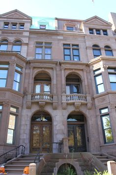 victorian brownstone   Brownstone Mansion