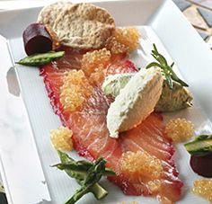 Yummy! From Salt & Brygga Restaurant. Malmo, Sweden.