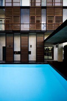 AMAZING POOL: Seletar Close // The Apartment House. 4/24/2012 via @Yatzer