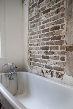 Cant go wrong with exposed brick!