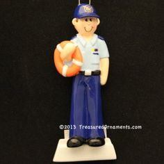 U.S. Coast Guard Ornament for only $12.95