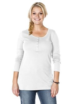 Typ , Shirt, |Material , Baumwolle, |Materialzusammensetzung , 100% Baumwolle, |Ausschnitt , Rundhalsausschnitt, |Gesamtlänge , größenenagepasste Länge von ca.72-80 cm, |Ärmellänge , langarm, | ...