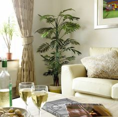 Very Modern Variety Of Artificial Bamboo Tree Dovetails Perfectly Within Any Room