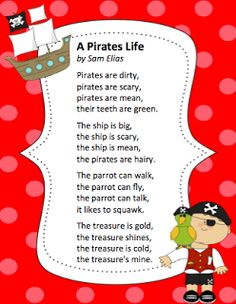 Mrs. A-Colwell's Class: We Arrrrr Starting a Pirate Unit