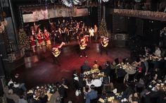 The Big Band at the Edison Ballroom, NYC