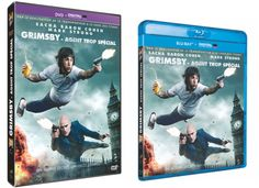 Concours Grimsby : gagnez 2 Blu-ray et 2 DVD
